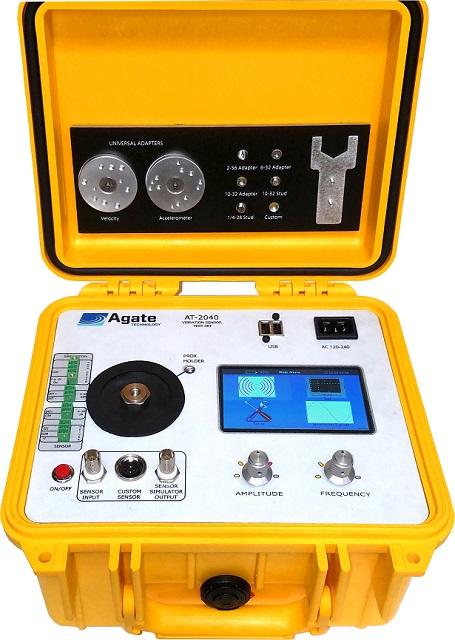 AT-2040 Portable Vibration Calibrator
