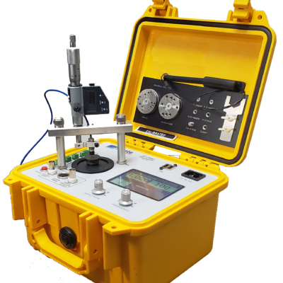 portable vibration calibrator