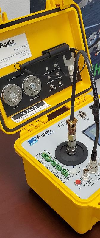Chadwick Helmuth 7310, Honeywell Velocimeter, Portable Vibration Calibrator