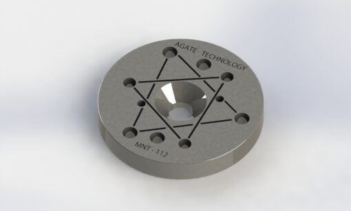 Universal Accelerometer Mounting Disc
