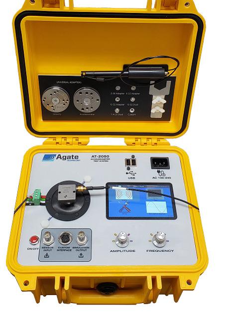 Portable vibration Calibrator AT-2050